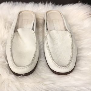 Cole Haan leather mules 8AA US